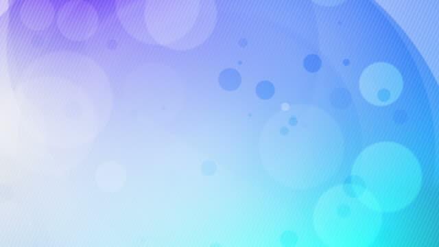 サークルとウェイブズループのイブニングブルー(hd - 美人点の映像素材/bロール