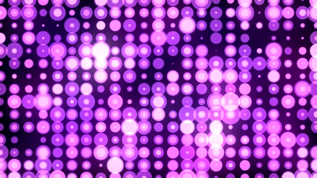Circles seamless background video