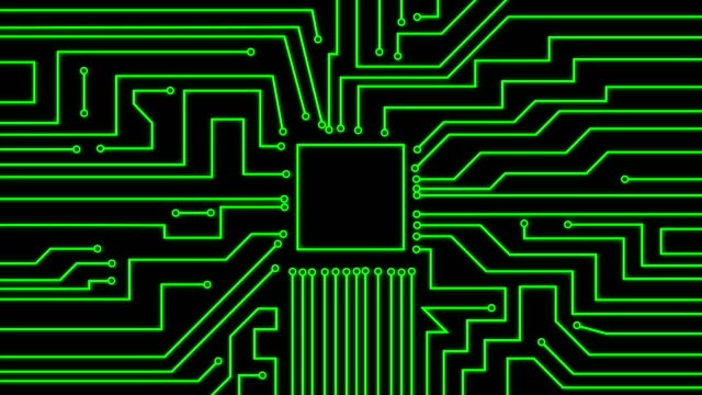 circuit board - platine stock-videos und b-roll-filmmaterial