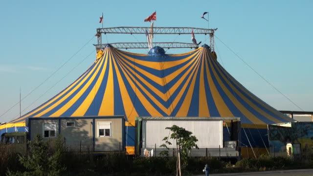 circus - circus stok videoları ve detay görüntü çekimi