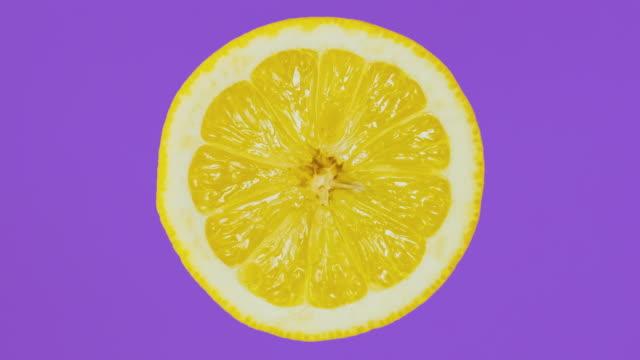Citrus Lemon rotating.