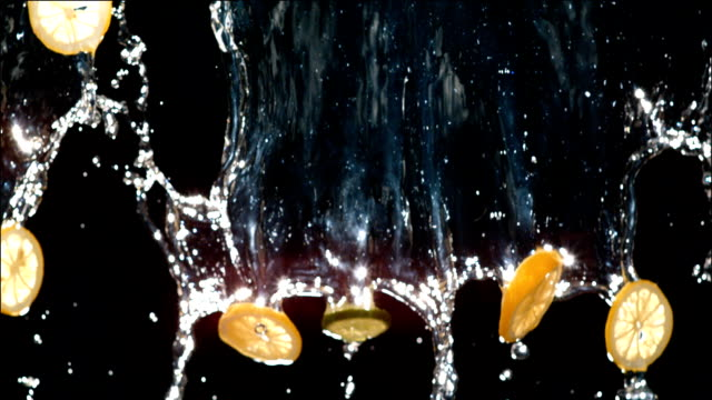 citrus waterfall #01 video