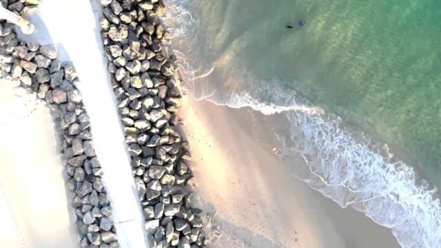 city beach, perth, western australia. - western australia stock videos & royalty-free footage