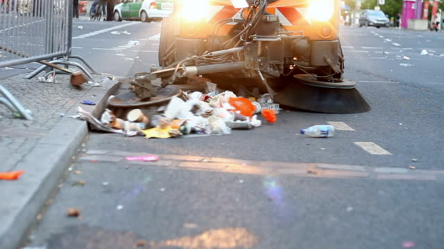 City Cleaning video