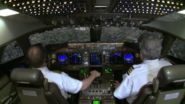 City Flight Approach
