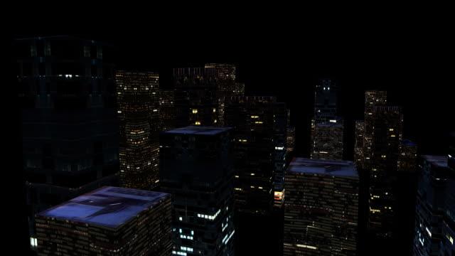 HD: City Lighting Up