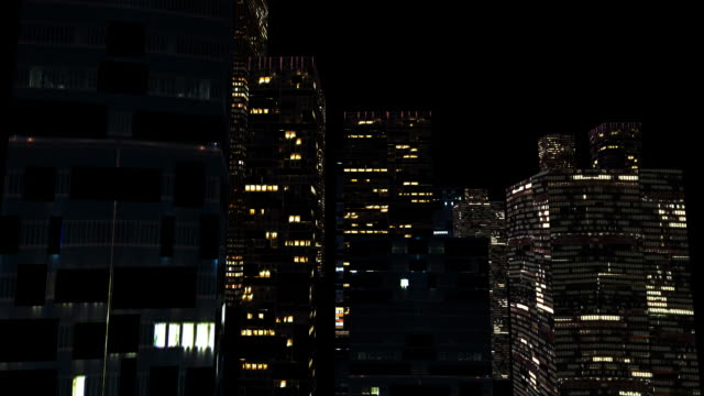 HD: City Lights video