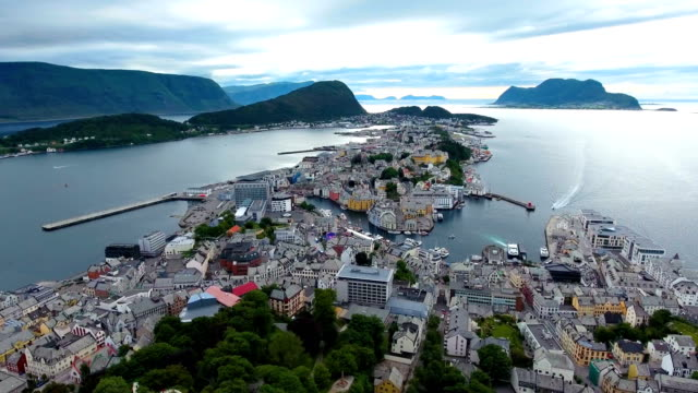 392845a591de Best Alesund Norway Stock Videos and Royalty-Free Footage - iStock