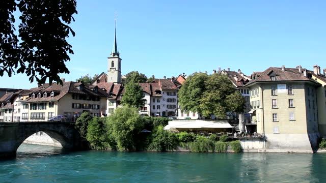 stadt von bern, schweiz - kanton bern stock-videos und b-roll-filmmaterial