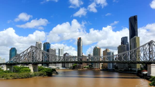City of Brisbane, Australia, Time Lapse video