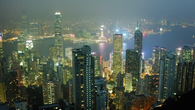 香港の都市 - 香港点の映像素材/bロール