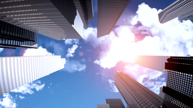 City Skyline video