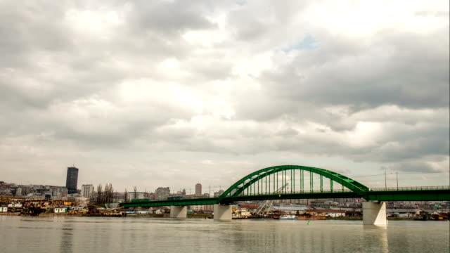City time lapse video