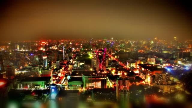 City view video