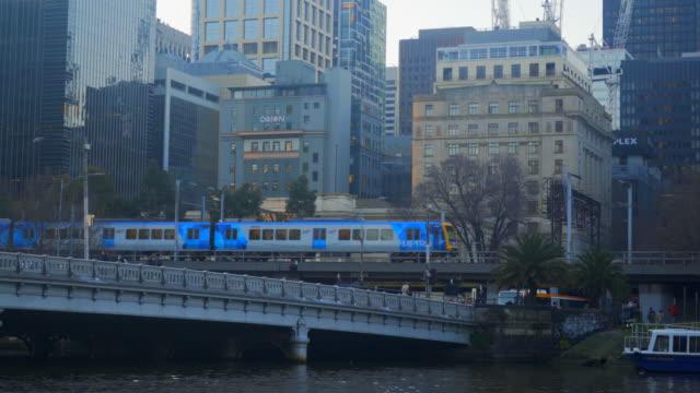 都市景観 1 (1/2) - オーストラリア メルボルン点の映像素材/bロール