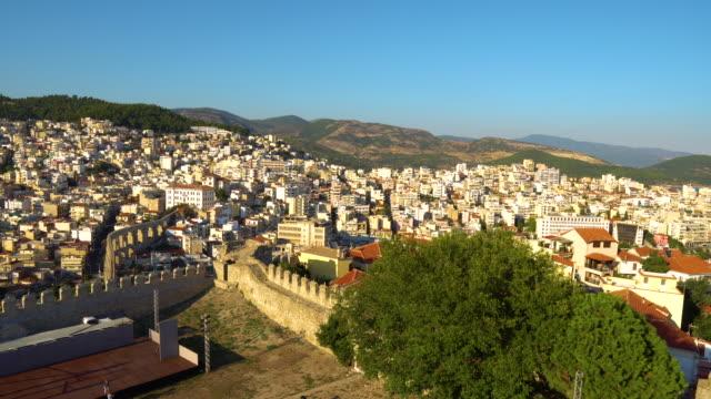 Cityscape Kavalla, Greece