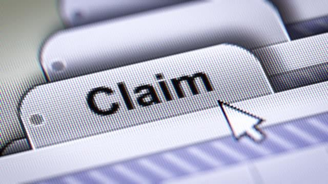 claim - proibizione video stock e b–roll