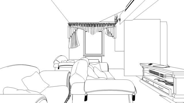 Classic Interior creation video