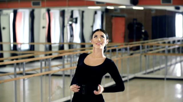 vidéos et rushes de la danse classique - justaucorps