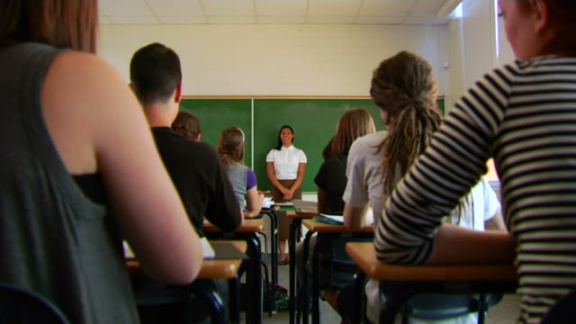 Classroom Hands Raised Zoom video