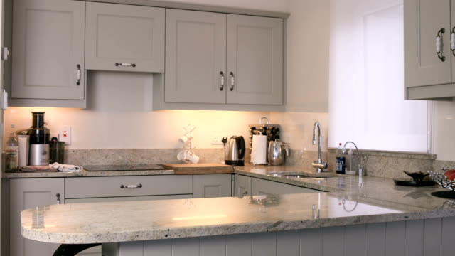 clean counters - kitchen stock videos & royalty-free footage