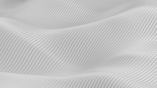 saubere weiße grau nahtlose schleife hintergrund - flat design videos stock-videos und b-roll-filmmaterial