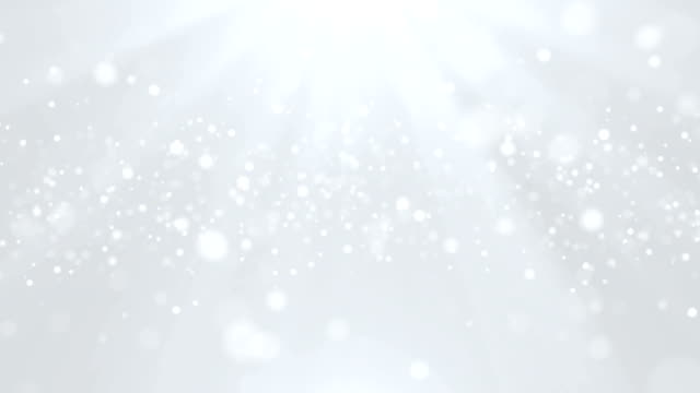 Clean White Soft Background. Loopable video