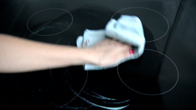 cleaning cooking-field - disinfectant stock videos & royalty-free footage