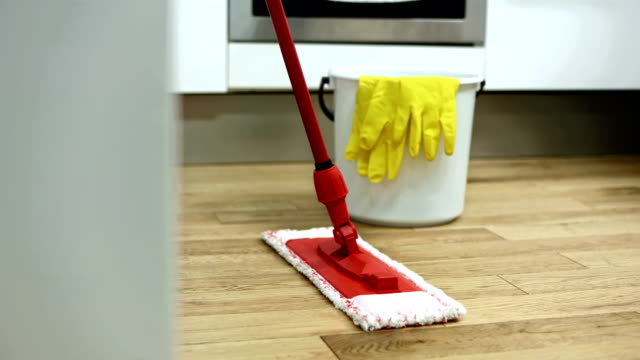 HD: Cleaning Equipment For Hardwood Floors video