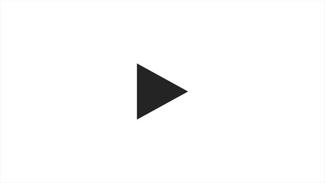Clicking play and stop button on computer screen animation with optional luma matte. Alpha Luma Matte included. 4k video Clicking play and stop button on computer screen animation with optional luma matte. Alpha Luma Matte included. 4k video resting stock videos & royalty-free footage