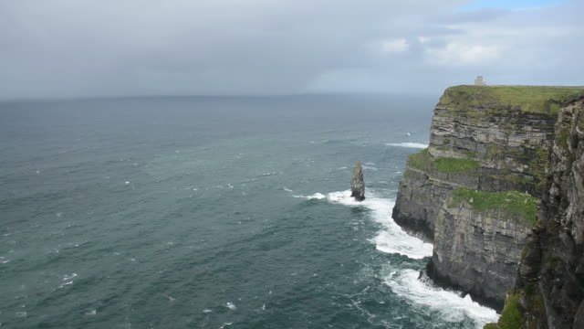 Cliffs of Moher, Co Clare, Ireland video
