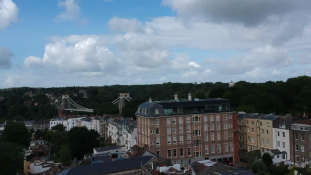 Clifton Suspension Bridge Bristol video