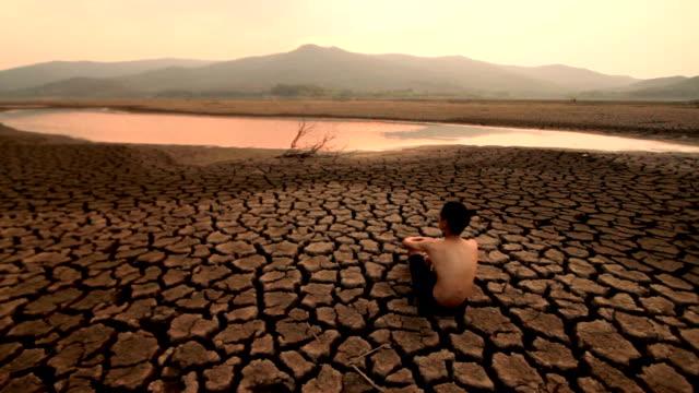 vídeos y material grabado en eventos de stock de crisis del cambio climático y calentamiento global - impacto