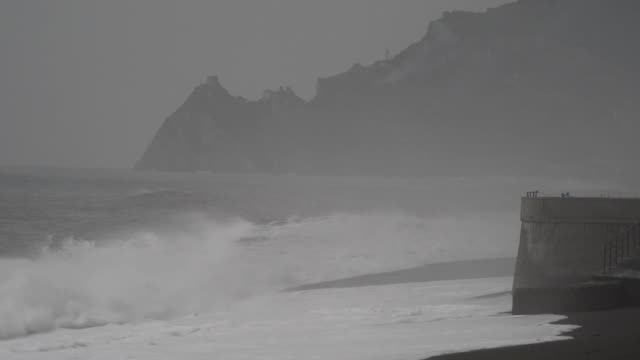 climate change taking place in the mediterranean - mar mediterraneo video stock e b–roll