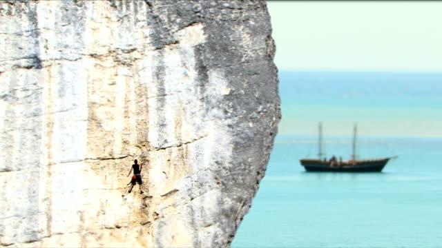 Climbing Man video