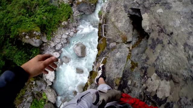 vidéos et rushes de l'escalade  - randonnée équestre