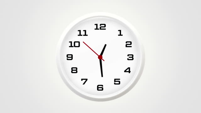 Best Wall Clock Stock Videos and Royalty-Free Footage - iStock