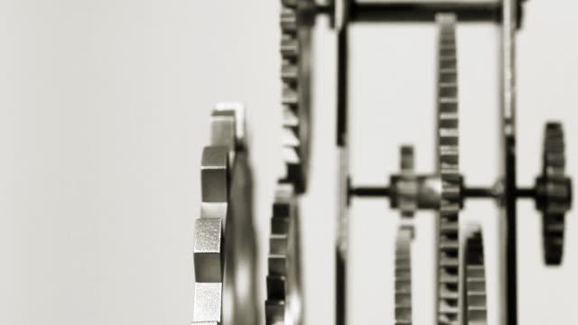 Clock Gears video
