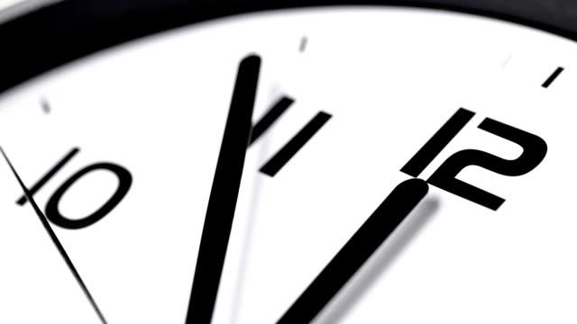 Clock Last Minute video