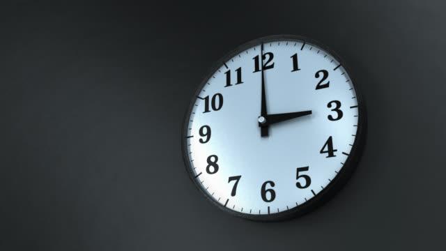 時計 - 時計点の映像素材/bロール
