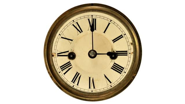 Clock video