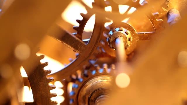 ClockMechanism Works