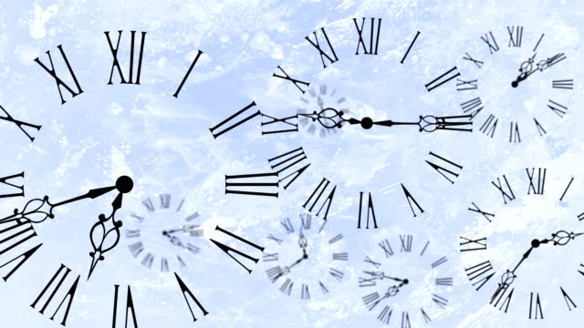 clocks - ancient white background bildbanksvideor och videomaterial från bakom kulisserna
