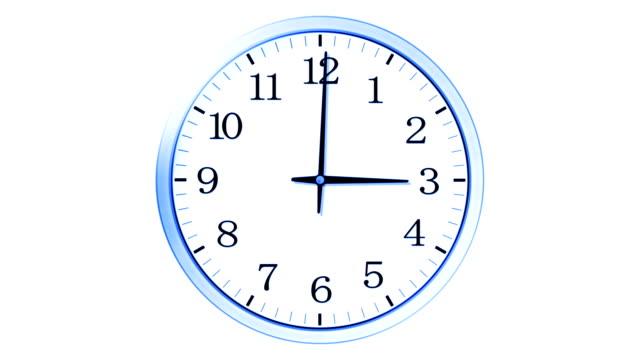 Clocks video