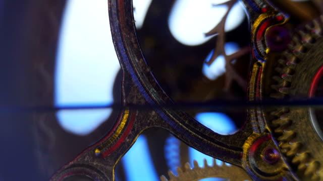 Clockwork Gears in Move video