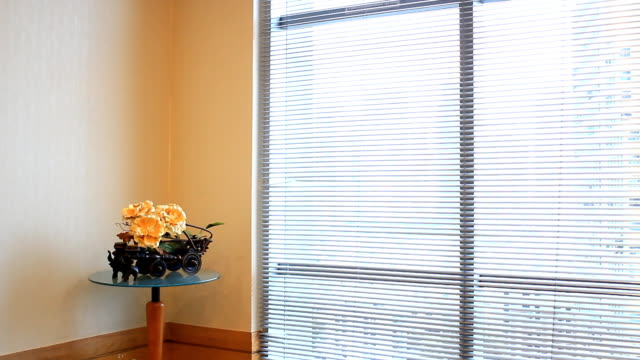 Close blinds video