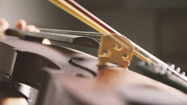 Close up dust coming out from the violin and bow in the black background, Lowlight, cinemagraph Close up dust coming out from the violin and bow in the black background, Lowlight, cinemagraph classical concert stock videos & royalty-free footage