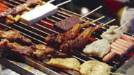 istock Close up of barbecue 1308462020