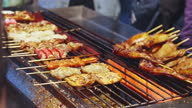 istock Close up of barbecue 1308473299