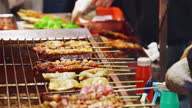 istock Close up of barbecue 1309773821